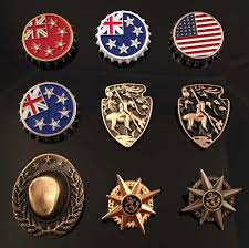 <b>10pcs</b>/<b>lot Mixed</b> Accessories Vintage Eagle Knight pin brooch badge ...