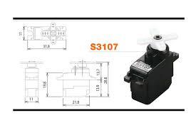 <b>Futaba SERVO</b> S3107 FUS3107 | Купить в интернет-магазине ...