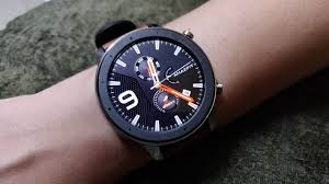 Huami <b>Amazfit GTR</b> (<b>47 mm</b>) Review: Stylish smartwatch with great ...