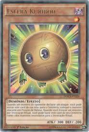 Resultado de imagem para esfera kuriboh