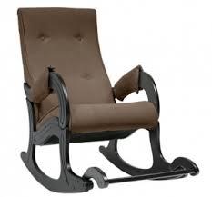 <b>Кресло</b>-<b>качалка Мебель Импэкс Модель</b> 707 корпус - венге ...