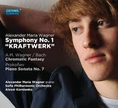 M.alexander Wagner / Prokofiev Sinfonie 1,Kraftwerk/Chromatische Fant./Sonate 7 - cover1
