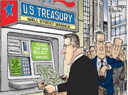 Image result for US Treasury CARTOON