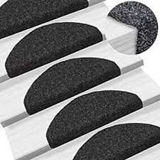 SOULONG Self-adhesive <b>Stair Mats</b>, <b>15</b> Pcs Needle-Punched Fabric ...