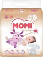 <b>Momi Premium</b> Diapers <b>NB</b> / 90 pcs – купить <b>подгузники</b> ...