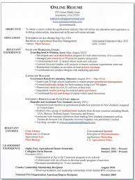 online resume examples exons tk category curriculum vitae