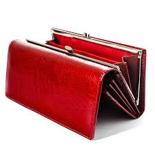 Women's Wallet High Quality <b>Genuine Leather Luxury Brand</b> Wallet ...