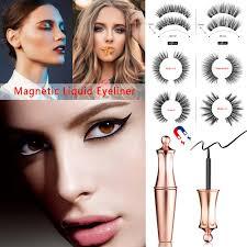 <b>Drop Ship 2019 4ML</b> Liquid Black Magnetic Eyeliner + False ...