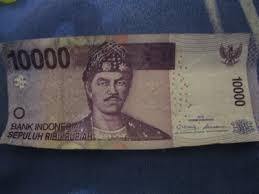 Image result for gambar uang sepuluh ribu