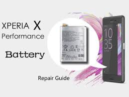 <b>Sony Xperia</b> X Performance <b>Battery</b> Replacement - iFixit Repair Guide