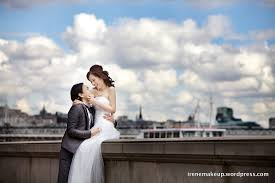 london pre wedding shoot makeup and hair by irene