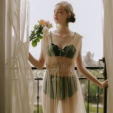 Yhotmeng sexy underwear lace lingerie womens sleeveless halter V ...