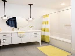 frameless oval home depot bathroom mirrors above single sink bathroom vanity under two pendant lamps bathroom vanity pendant