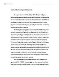 egyptian civilization essay what to write about in your ancient egypt essay   vivaessaynet