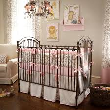 floor ideas brown themed kids room grey baby room wall theme and grey curtains plus black metal