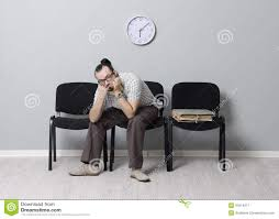 last job seeker waiting interview stock image image  last job seeker waiting interview royalty stock photography