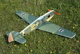 <b>Радиоуправляемый самолет Techone</b> BF-109 купить недорого в ...