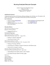 doc graduate nurse resume com graduate nurse resume objective