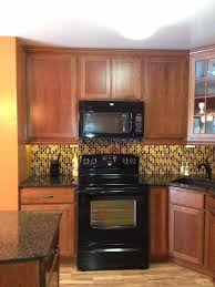 corner sinks design showcase: kitchen design corner sink cabinet east wall stove and microwave and below glass