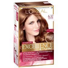 <b>Стойкая крем</b>-<b>краска</b> для волос <b>L'Oreal Paris</b> «Excellence ...