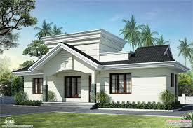 Nano home plan and elevation in square feet   Kerala home    nano house elevation