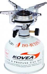 13 отзывов на Газосварочная <b>горелка Kovea Hiker</b> Stove KB-0408 ...