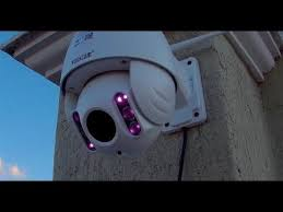 WANSCAM HW0045 <b>WiFi</b> PTZ 2MP <b>IP Camera 1080P</b> ONVIF ...