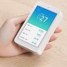 <b>Датчик</b> качества воздуха <b>Xiaomi</b> Mija <b>Air</b> Detector   Gearbest Russia