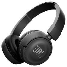 Купить <b>Наушники</b> накладные Bluetooth <b>JBL T450BT</b> Black ...