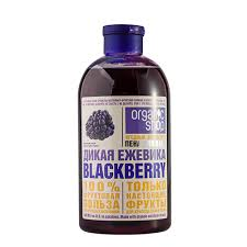<b>Пена для ванн</b> `ORGANIC SHOP` BLACKBERRY 500 мл купить в ...