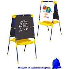 Детская мебель <b>Ника Мольберт</b> двухсторонний модель М1 ...