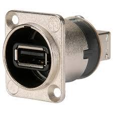 Neutrik NAUSB-W, купить <b>терминал USB Neutrik</b> NAUSB-W