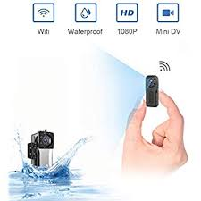 Waterproof Spy Camera Wireless Hidden, ZZCP WiFi ... - Amazon.com