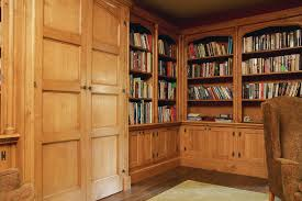arts and crafts style library craftsman home office arts crafts home office