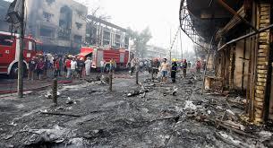 الصحة تعلن ارتفاع حصيلة تفجير الكرادة إلى 292 شهيداً