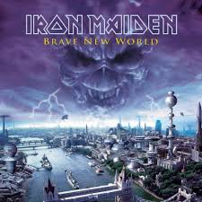 <b>Iron Maiden</b> – <b>Brave</b> New World Lyrics | Genius Lyrics