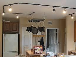 kitchen ideas track lighting