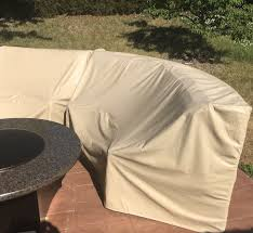 furniture outdoor covers. all weather outdoor furniture cover curved patio sectional covers