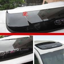 Тюнинг <b>Subaru</b> XV Дефлектор <b>люка</b> - AGS Tuning