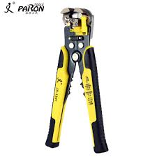 Automatic <b>Cable Wire Stripper</b> Cutter Self-adjusting Multifunction ...