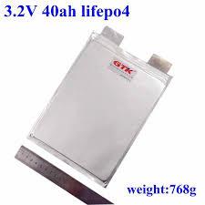 Online Shop 5pcs brand <b>3.2v</b> 40ah <b>lifepo4</b> battery cell 40ah <b>3.2v</b> ...
