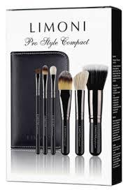 Купить <b>набор</b> Pro Style Compact (<b>6 кистей</b> д/макияжа + чехол ...