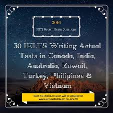 ielts writing recent actual tests in a 30 ielts writing recent actual tests in 2016 a