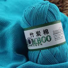 <b>Soft</b> Smooth <b>Natural</b> Bamboo Cotton Hand Knitting Yarn 10pcs Baby ...