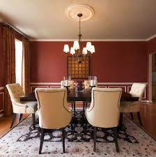 Chair Rails In Dining Room Dining Room Paint Ideas With Chair Rail Homepimpawebsite