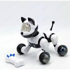 <b>Радиоуправляемая</b> интерактивная собака <b>CS Toys</b> Youdy ...