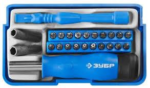 <b>Набор инструментов ЗУБР</b> 25648-H24 — купить по выгодной ...
