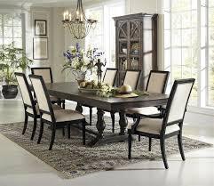sound rectangular dining room set pulaski furniture
