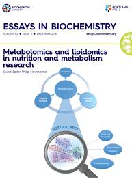 home essays in biochemistry biomolecules present in cells tissues or body fl uids in a certain moment or physiological situation it refl ects an individual s genetic background