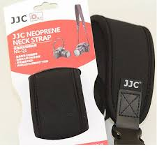 <b>JJC NS-Q1</b> Neoprene Neck Strap with quick release clip For Digital ...